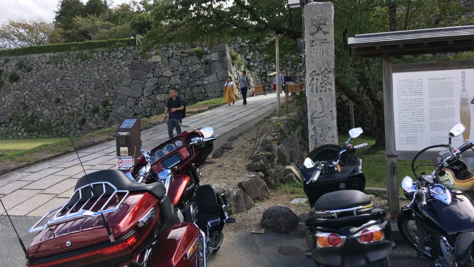 丹波篠山の味まつり2018年にバイクで行ってみた!猪肉・黒枝豆解禁・丹波栗など秋の味覚を満喫