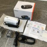 ソニーの新型ビデオカメラ・HDR-CX680(W)を購入!使用感やサイズ、口コミで人気のおすすめ機能を徹底レビュー