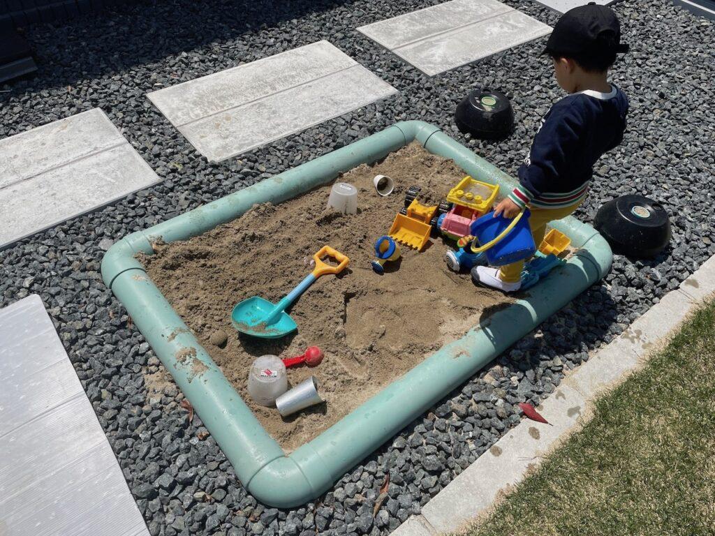 砂場におすすめのおもちゃ