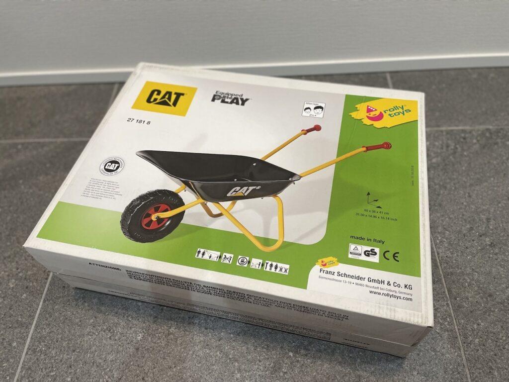ロリートイズ ・CATの子供用一輪車が到着