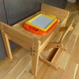 幼児におすすめの学習机&椅子・ヴォーノアミーチェの購入レビュー!おしゃれでかわいい子供向けキッズデスクセットの選び方とは?