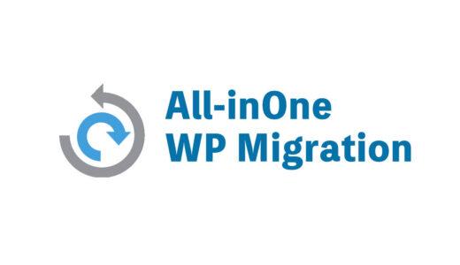 神プラグイン!All-in-One WP Migrationならワードプレスのサーバー移行がとっても簡単に!