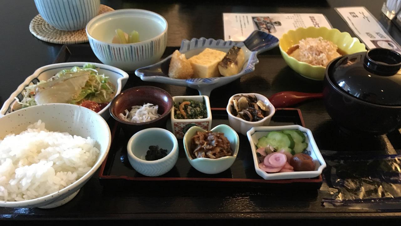 プライム賢島の朝食