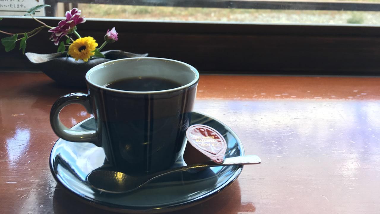ドリップコーヒーは外せません