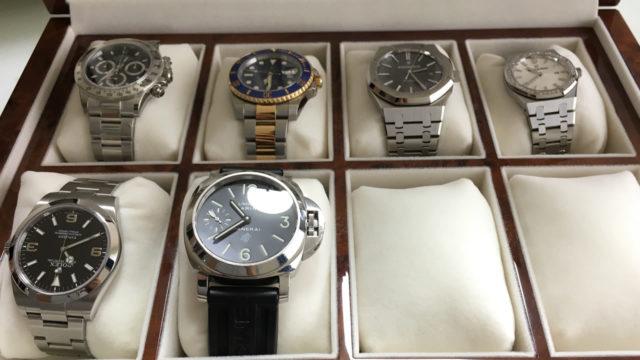 バイク好きは腕時計好きって本当だった!買って後悔しない一生モノ機械式腕時計の選び方とは?