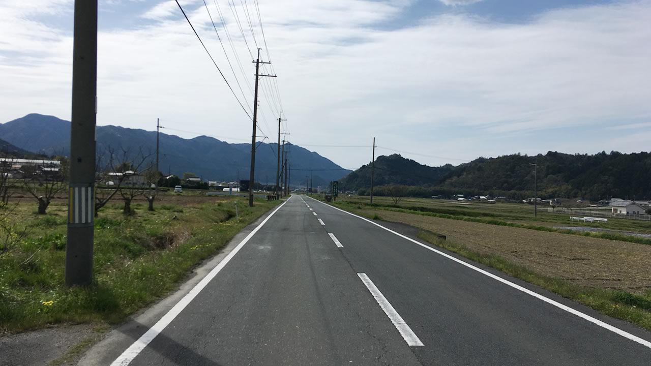 県道69号線
