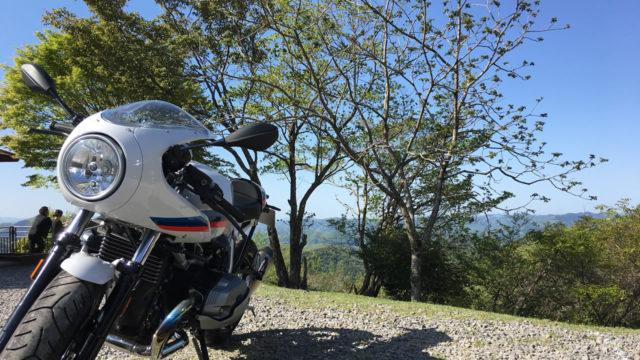 多紀連山へバイクツーリングに行ってきた!自然公園や登山者向け駐車場は丹波篠山No.1の絶景スポット