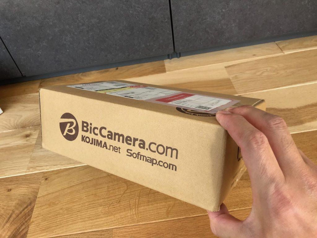 SONYのガンズームマイクロホン(ECM-GZ1M)をビックカメラで購入
