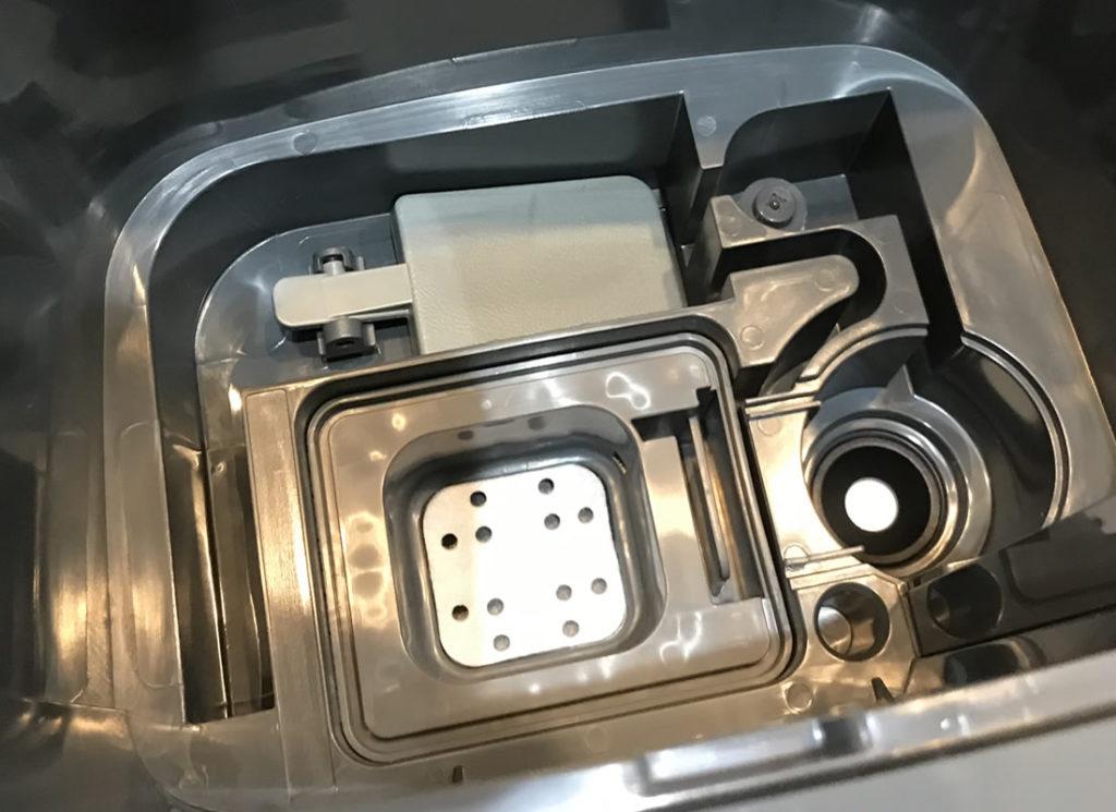 モダンデコの超音波加湿器のハイテク機能